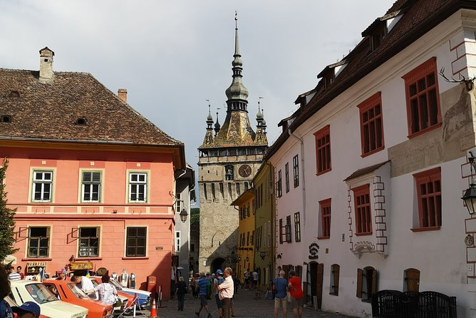 Medieval Sighisoara & Rural Viscri - PRIVATE tour- LUNCH INCLUDED