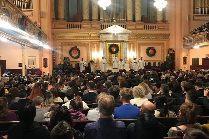 Harlem Gospel Choir Christmas Eve 2020 Harlem Gospel Holiday Celebration 2020   New York City