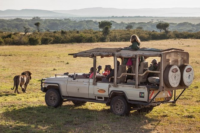 2-Day Private Safari Tour of Aquila Reserve with Accommodation