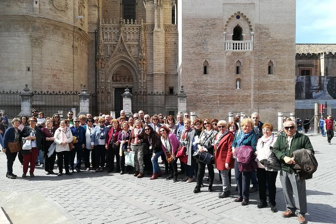 Accessible panoramic route: Essences of Seville