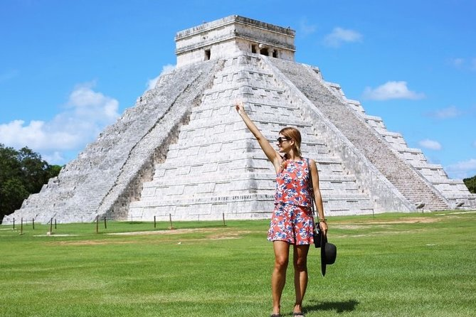 Chichén Itzá Full-Day Tour with Valladolid and Mayan Cenote