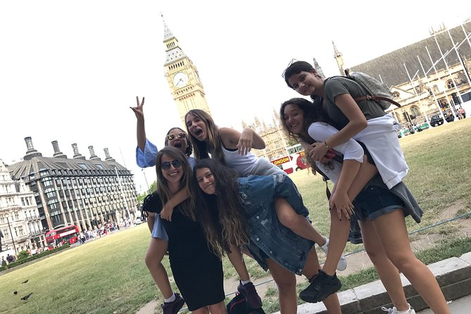 3 Day London Private Tour with Stay at English Host Family