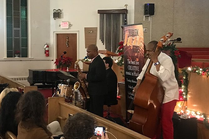 Harlem Afternoon Jazz Walking Tour