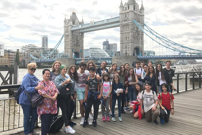4 Day London Private Tour with Stay at English Host Family