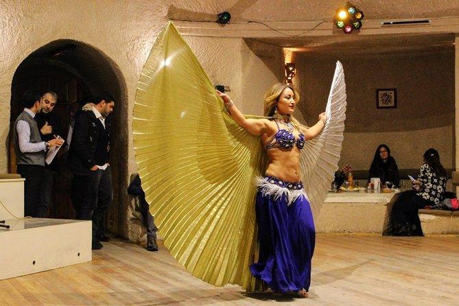 Cappadocia Turkish Night Show & Dinner