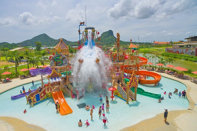 Ramayana Water Park Admission Ticket with Return Transfer