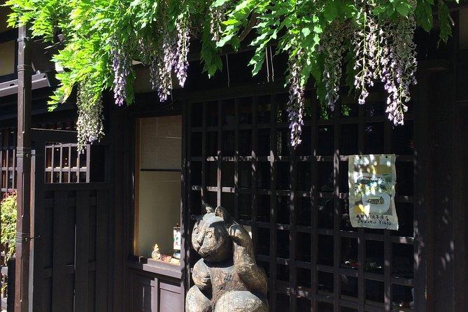Virtual Guided Tour of Takayama