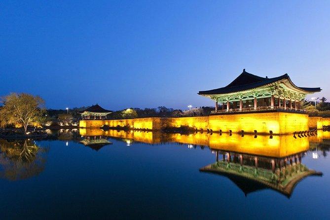 Intensive 3 days Gyeongju UNESCO historical site & Busan essential city tour