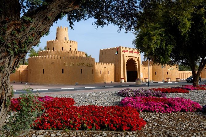Full-Day Private Tour to Al Ain City from Dubai