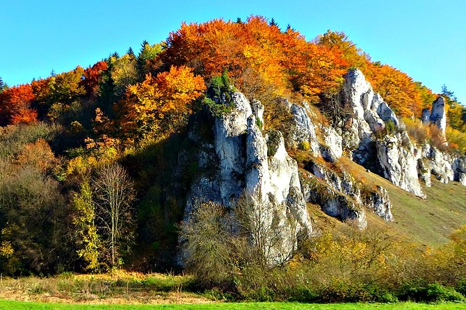 Half-Day Private Tour to Ojców National Park from Cracow