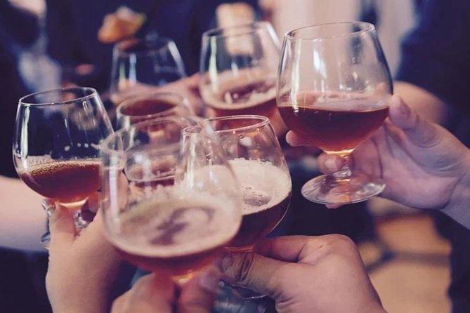 Madrid Private Tapas & Wine Tasting Tour