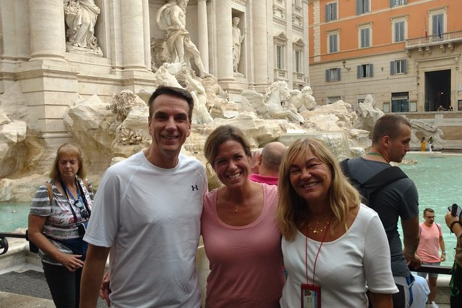 3 hours Walking Tour in Rome with Expert Local Guide