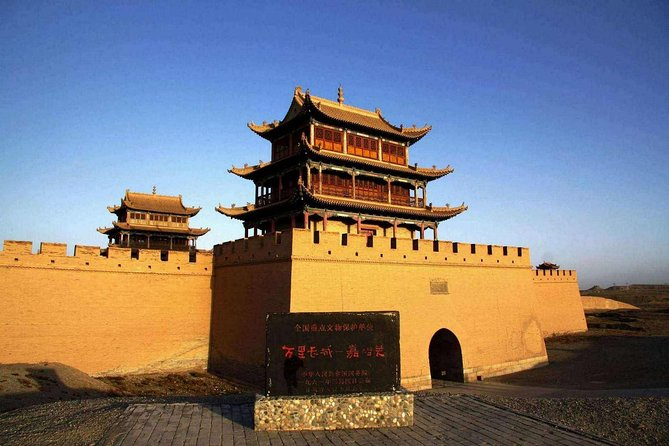 5-Day Private Culture Tour of Dunhuang and Jiayuguan