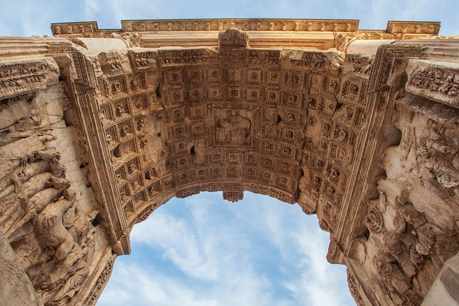 VIP Virtual Private Remote Guided: Ancient & Victorious - Roman Military Arches