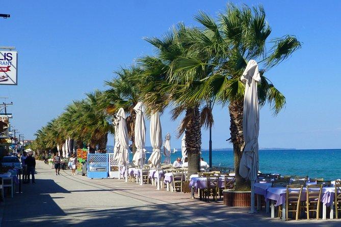 Transfer from Thessaloniki to Peukochori