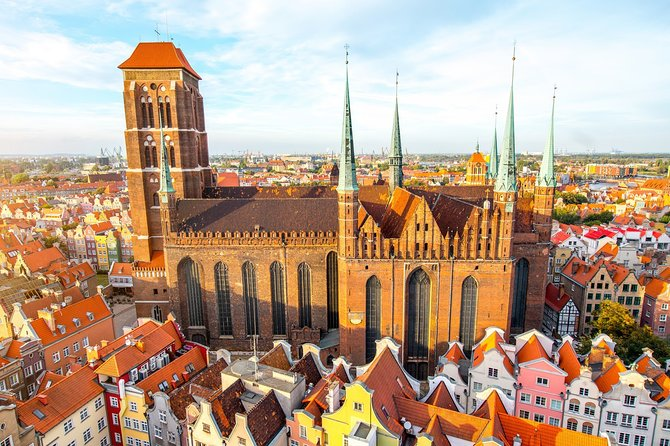 Gdansk Highlights Private Tour by Electric Car