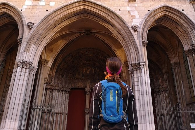 SIGHTJOGGING in the historic center of DIJON classified by UNESCO