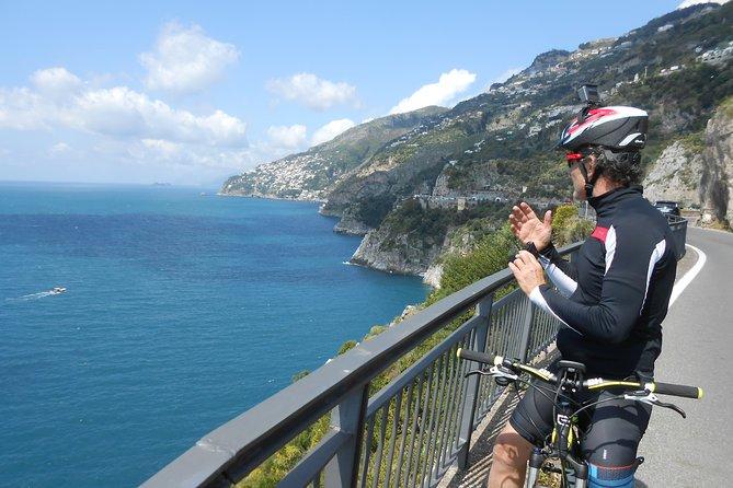 Amalfi Drive cycling tour
