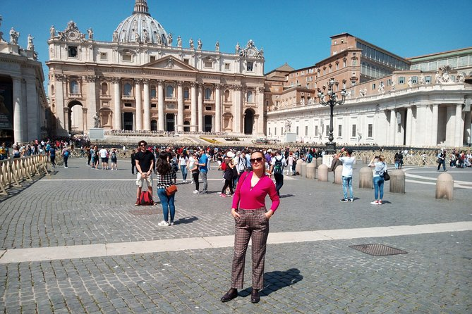 Rome Half-Day Tour with Professional English Speaking Driver