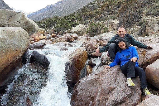 Private Andes Half-Day Hike: Yerba Loca Nature Sanctuary