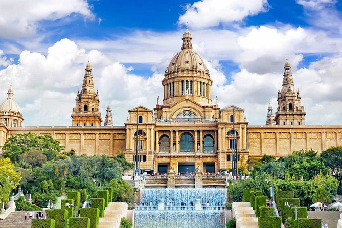 Half-Day Guided Shore Excursion of Barcelona Top Attractions