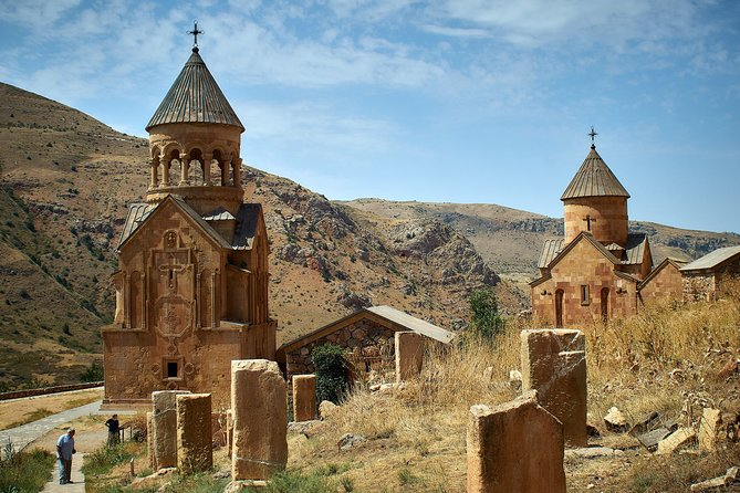 Group trip to:Khor Virap and Noravank Monasteries, Jermuk, Hin Areni Winery Tour
