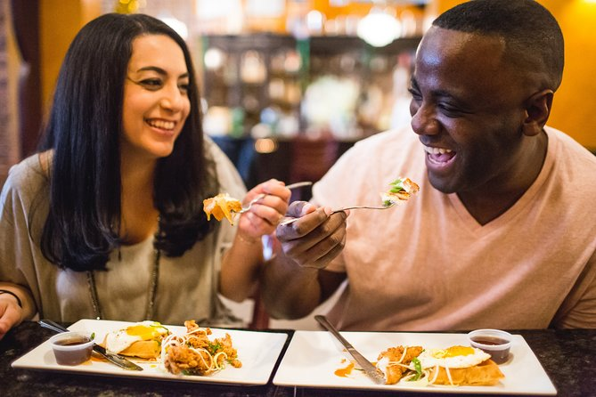"""""""The variety of food was perfect and everything was tasty! An added bonus was learning more about Carytown with lots of interesting stories provided by our guide."""" - River City Food Tours guest"""