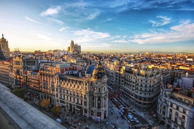 City Tours Madrid 8 Hours