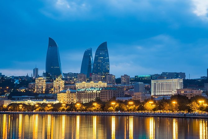 Half-Day Baku Private Walking Tour with Pickup