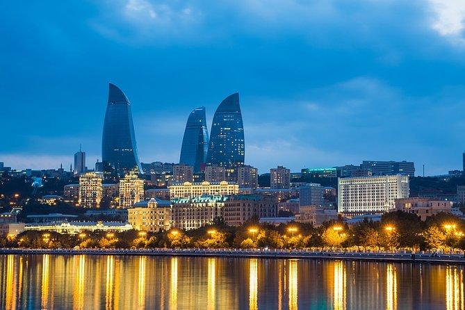 Half-Day Baku Private Walking Tour with Pickup