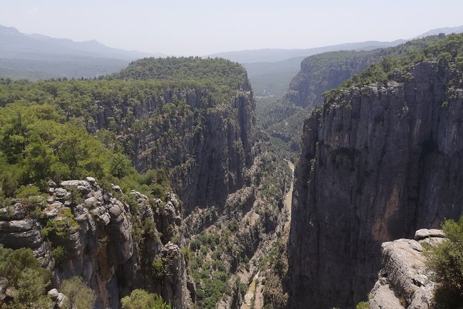 Eagle Canyon and Ancient Selge Private Full-Day Tour from Side