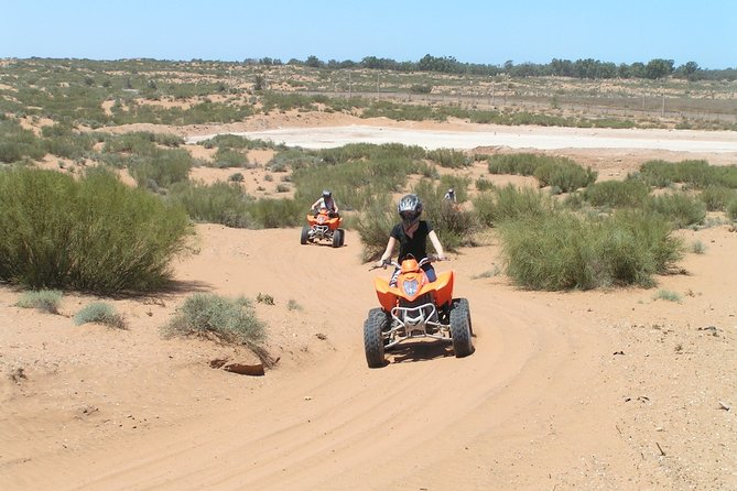 Marrakech 2 hours quad biking Experience with Hotel Pick-up