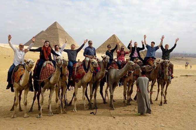 3-Day Private Guided Tour of Cairo and Giza and Alexandria