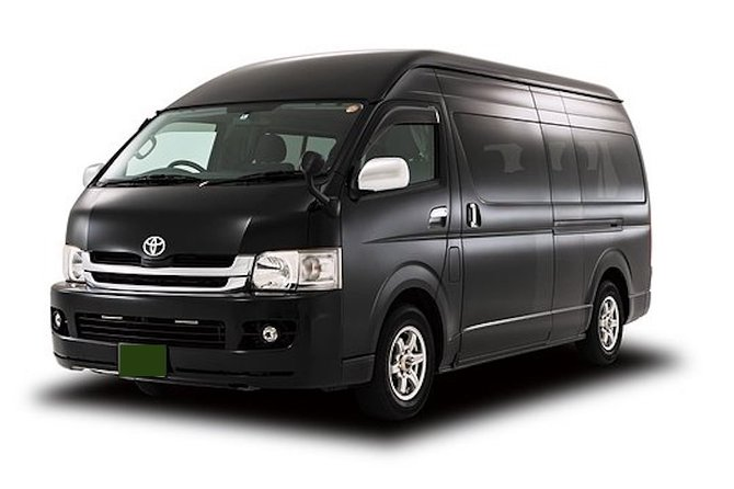 Airport Transfer! Hotel in center of Tokyo 23 ward to Narita Airport (NRT)