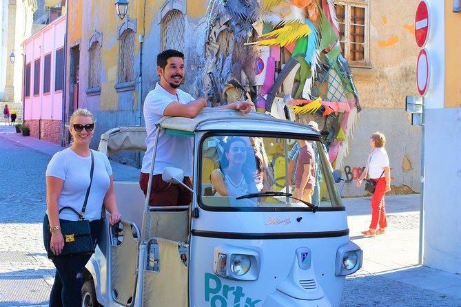 Full-Day Private Tuk Tuk All Around Porto