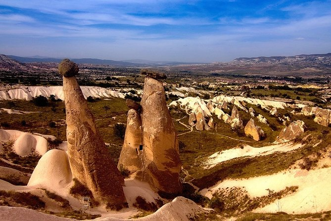 5-Day Cappadocia Pamukkale Antalya Tour by Plane with Lunch