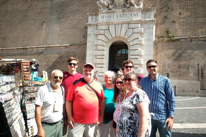 Walking Tour Vatican Museums or Colosseum Skip-the-Line