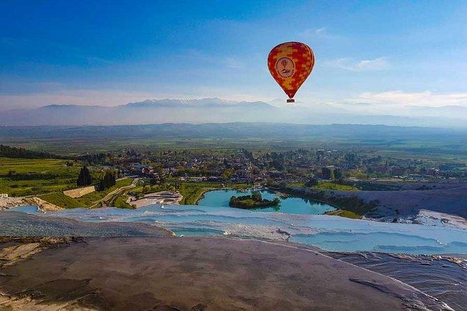 5 Days Cappadocia - Pamukkale by Plane - EFES 43