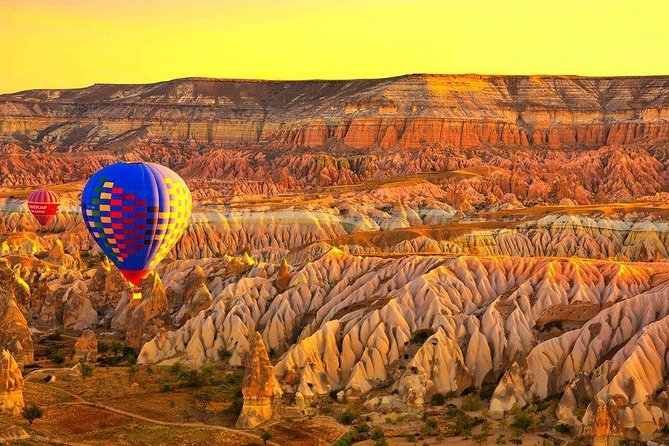 6 Days Cappadocia and Pamukkale by Plane from Istanbul