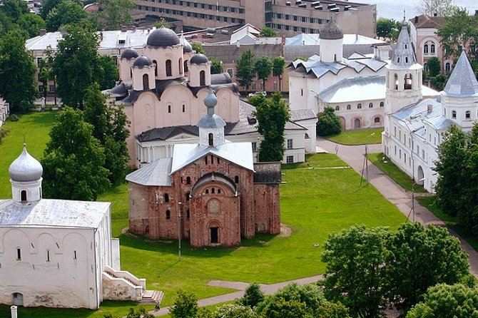 Full-Day Private Tour to Veliky Novgorod from St Petersburg