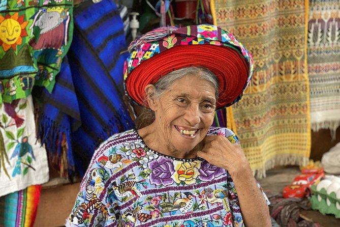 Atitlan Boat Tour from Guatemala City