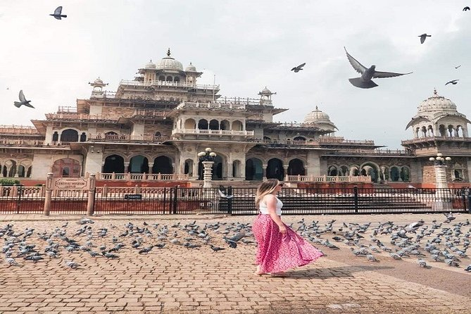 Private 5-Day Golden Triangle Tour in India