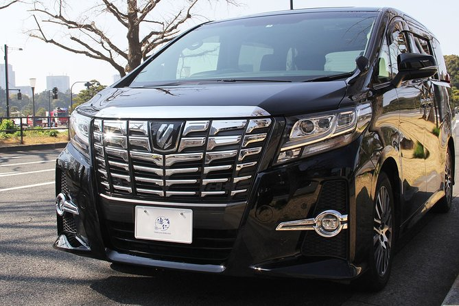 KIX Airport to / from Kobe (7 Seater)