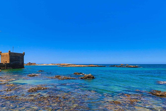 FROM AGADIR - 2 days excursion with overnight stay to Marrakech via Essaouira