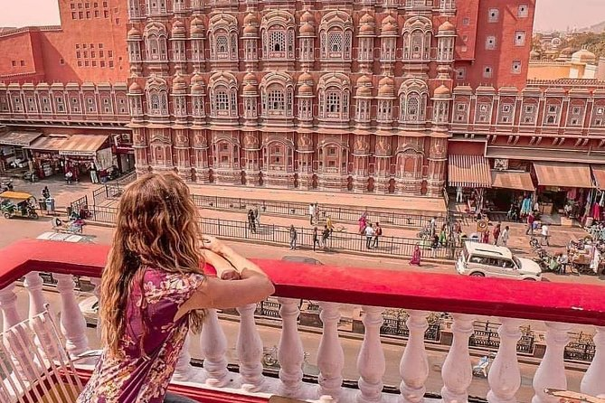 Private 2 Days Highlights Jaipur Trip