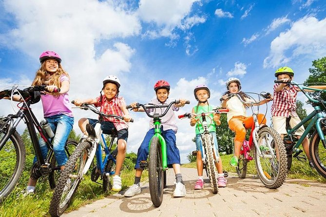Rent a Child Bike: 1 up to 7 Days in Gran Canaria South