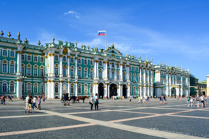 Private Customizable Tour of the Hermitage Museum in St Petersburg