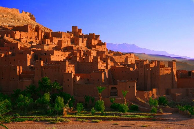 Private Transfer From Marrakech To Ouarzazate