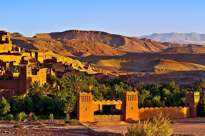 Full-Day Trip Atlas Mountain with Camel ride from Marrakech