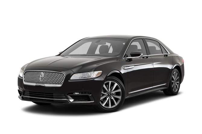 Las Vegas Arrival Chauffeur Driven Airport Transfer by Executive Sedan